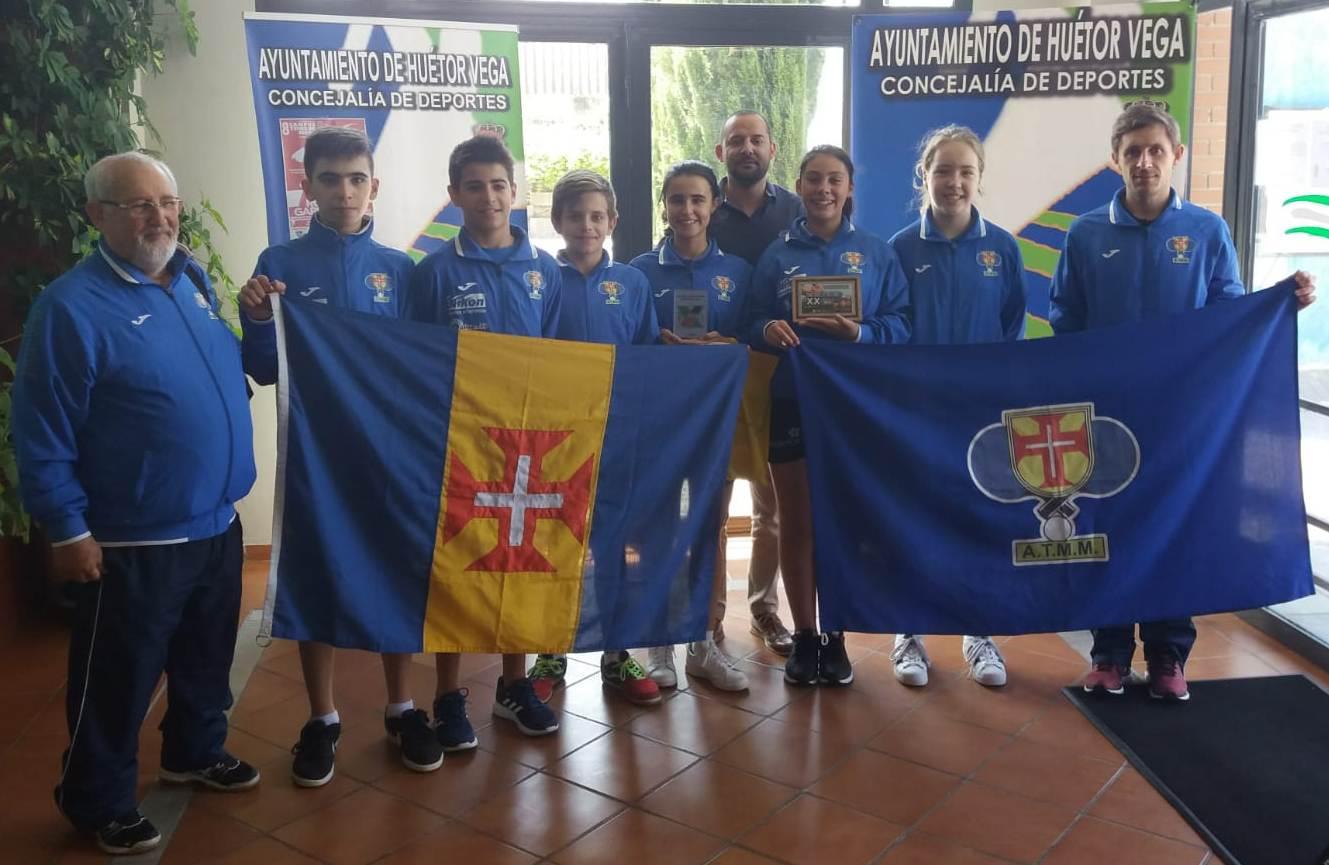 Seleções da Madeira no 20º Torneio Ibérico