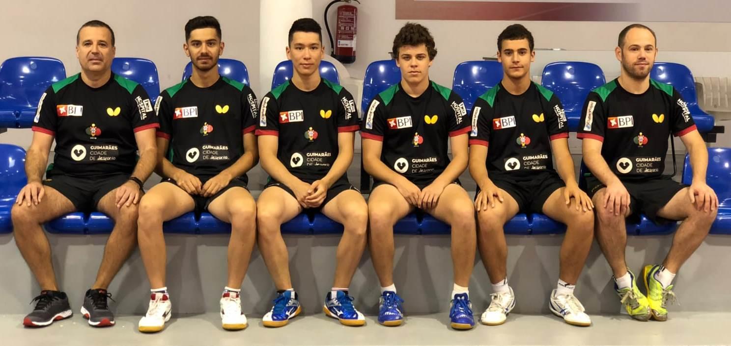 Madeirenses no Campeonato da Europa da Jovens 2018