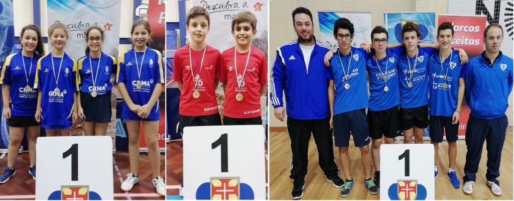 Campeonato Regional de Equipas Infantis e Juniores Masculinos