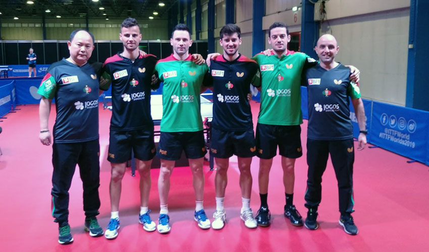 Campeonato Mundo - Budapeste 2019