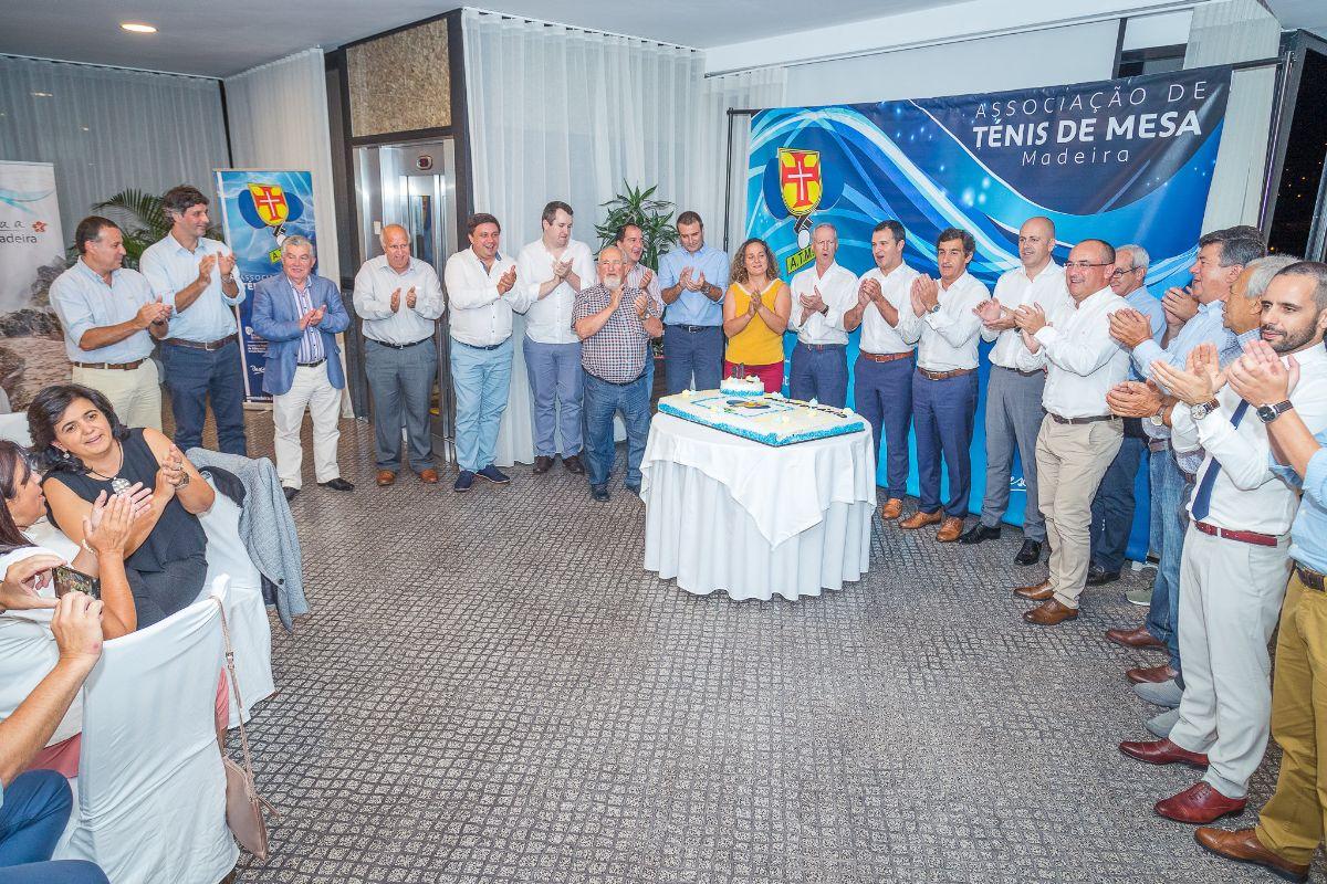 Jantar de Aniversário da ATM Madeira