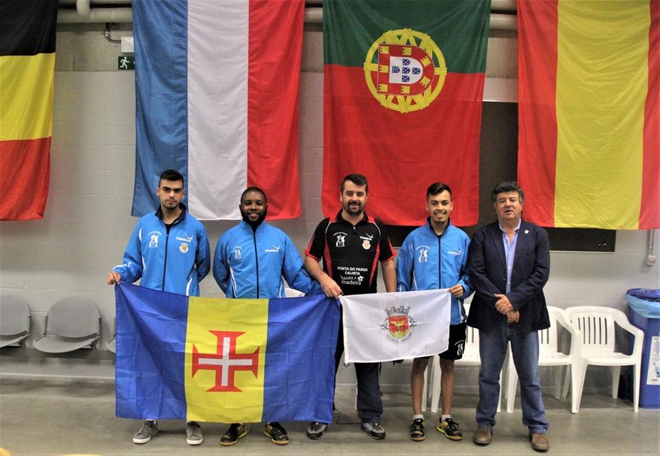 ADC Ponta do Pargo na Europe Cup 2019-2020