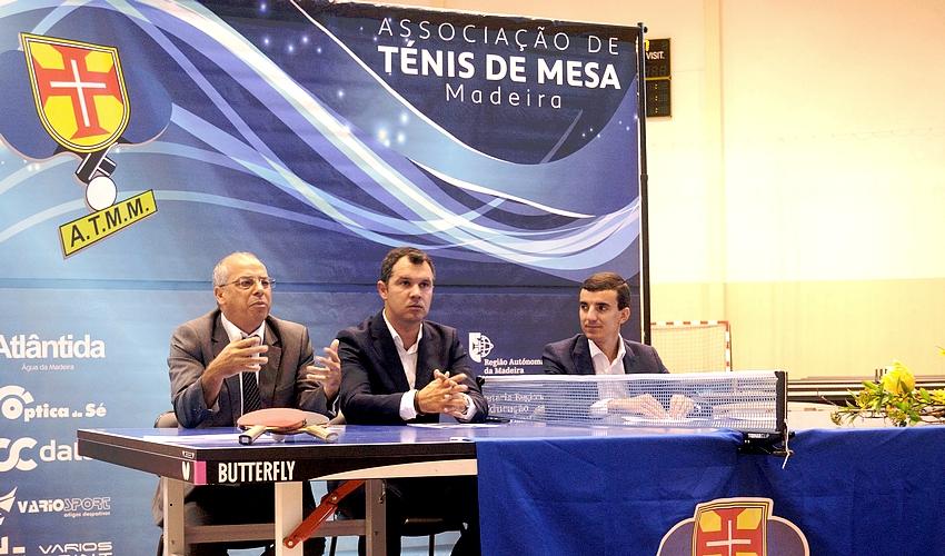 Apresentação do 23º Open internacional da Madeira