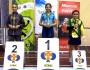 Encontrados os novos Campeões Regionais em Singulares e Pares Infantis