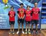 Vencedores das Taças das Divisões Regionais