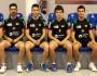 Estágio de Preparação para o Campeonato da Europa de Jovens