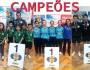 Resultados do Campeonato Regional de Equipas Iniciados, Cadetes e Sub-21
