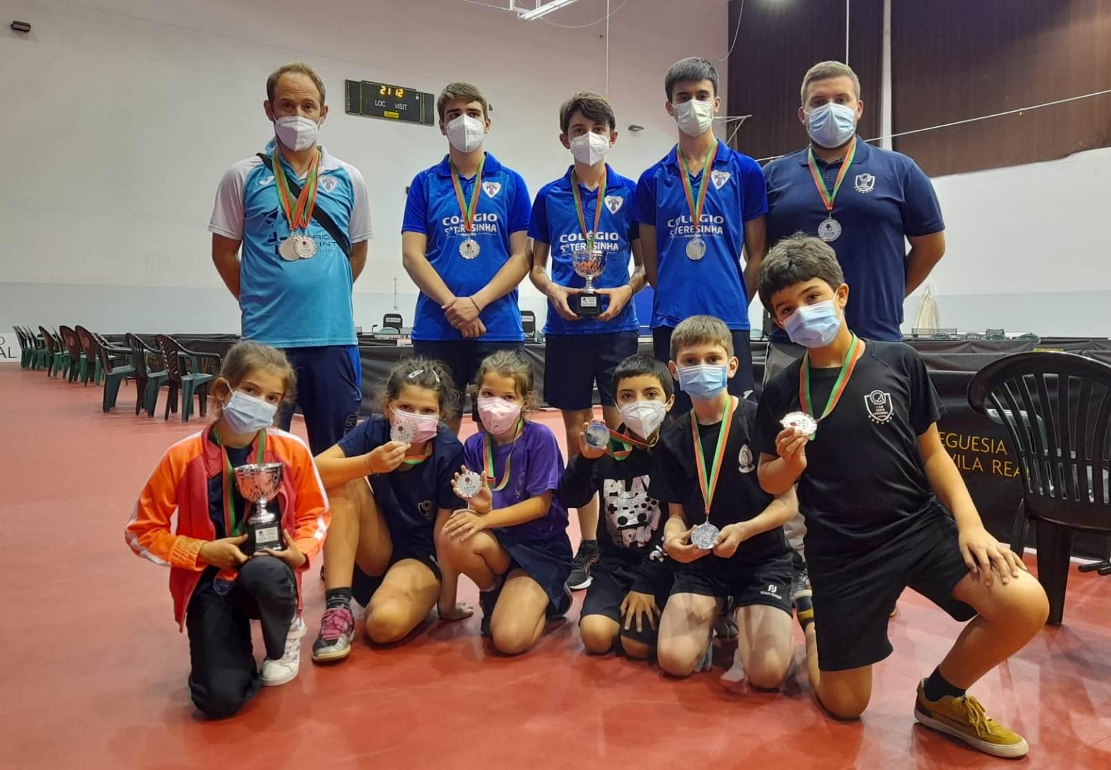 Campeonato Nacional de Equipas Jovens 2020/2021
