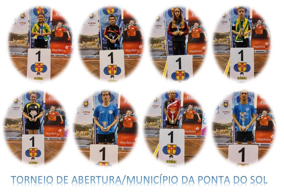 Resultados Torneio de Abertura/Município da Ponta do Sol